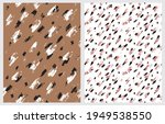 simple abstract wild animal... | Shutterstock .eps vector #1949538550