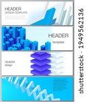 vector layout of headers ... | Shutterstock .eps vector #1949562136