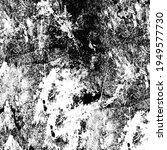 grunge black and white.... | Shutterstock .eps vector #1949577730