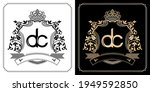 dc royal emblem with crown ... | Shutterstock .eps vector #1949592850