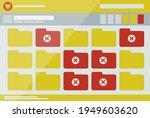antivirus software detecting...