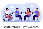 employee people with...   Shutterstock .eps vector #1949665093