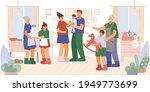 generations of family...   Shutterstock .eps vector #1949773699