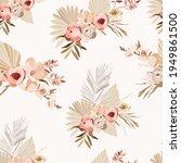 abstract boho seamless pattern... | Shutterstock .eps vector #1949861500