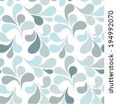 seamless ornament vector pattern | Shutterstock .eps vector #194992070