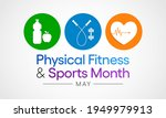national physical fitness and... | Shutterstock .eps vector #1949979913