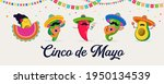 cinco de mayo   may 5  federal... | Shutterstock .eps vector #1950134539