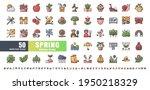 64x64 pixel perfect. spring... | Shutterstock .eps vector #1950218329