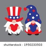 vector illustration of a 4th of ... | Shutterstock .eps vector #1950233503