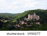 Chateau De Bonaguil  France