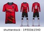 t shirt sport design template ... | Shutterstock .eps vector #1950361540