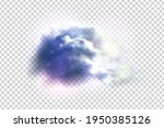 vector realistic isolated magic ... | Shutterstock .eps vector #1950385126