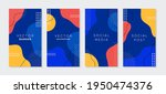 trendy abstract universal... | Shutterstock .eps vector #1950474376