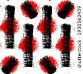 minimalistic seamless pattern...   Shutterstock .eps vector #1950562459