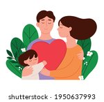 family month concept vector... | Shutterstock .eps vector #1950637993