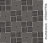 vector seamless checkered lines ... | Shutterstock .eps vector #1950647956