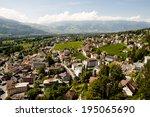vaduz   liechtenstein | Shutterstock . vector #195065690