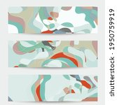 Abstract Vector Social Media...