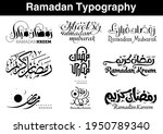 ramadan kareem. ramadhan...   Shutterstock .eps vector #1950789340