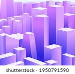modern skyscrapers in the...   Shutterstock .eps vector #1950791590