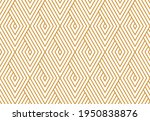 abstract geometric pattern. a... | Shutterstock .eps vector #1950838876
