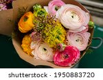 beautiful tender blossoming of... | Shutterstock . vector #1950883720