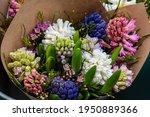 beautiful tender blossoming of... | Shutterstock . vector #1950889366