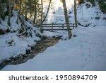 Picturesque Winter Landscape....
