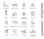 mental health  wellness ... | Shutterstock .eps vector #1951027969