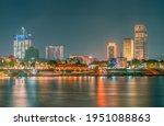 Phnom Penh City  The Riverside...