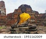Buddha In Ayutthaya Thailand ...
