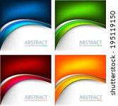 set background  | Shutterstock .eps vector #195119150