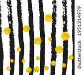 shiny gold sequins. black...   Shutterstock .eps vector #1951314979