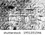 black and white grunge texture. ... | Shutterstock .eps vector #1951351546