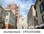 Albenga  Italy   August 16 ...