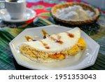 Sun Meat Tapioca With Cream And ...