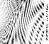 abstract halftone wave dotted... | Shutterstock .eps vector #1951451623