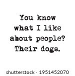 you know what i like about...   Shutterstock .eps vector #1951452070