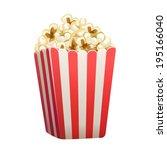 Popcorn Explosion Clip Art Vector Popcorn Explosion 206