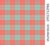 easter tartan plaid. scottish...   Shutterstock .eps vector #1951712986