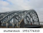 Close Up Of The Arched Spans Of ...