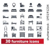 armchair,bed,bedroom,bookcase,cabinet,chair,chest of drawers,clipart,closet,clothes organizer,clothes storage system,coffe table,couch,dining set,dressing table