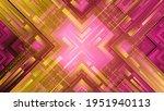 abstract futuristic digital... | Shutterstock .eps vector #1951940113