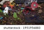 E Waste In A Landfill....