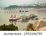 Three Gorges Dam  China   May 6 ...