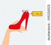 Red Shoe Presentation For Sale...