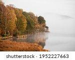 Misty Autumnal Morning On...