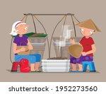 vector illustration of a... | Shutterstock .eps vector #1952273560