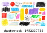 colorful hand drawn doodle... | Shutterstock .eps vector #1952337736