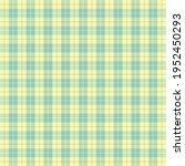 easter tartan plaid. scottish...   Shutterstock .eps vector #1952450293